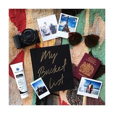 "@calliethorpe knows a thing or two about travelling in style. Heres why shes on board with our #LookLaughLive competition: ""Nothing makes me smile more than going on adventures with Dan and travelling the world. We are always adding things to our bucket list and ticking things off and wherever we are we try to capture a photo in a happy moment.       Do you have a bucket list? Is there one thing you really want to tick off? Well check out @lookmagazine and @pearldropsuk's new #LookLaughLive…"