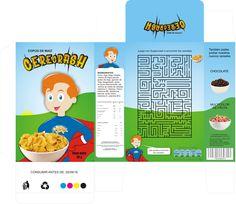 Corrección de Packaging popular