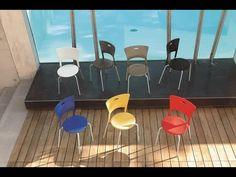 Sedie zamagna ~ Policarbonato stress test sedie moderne stress tests