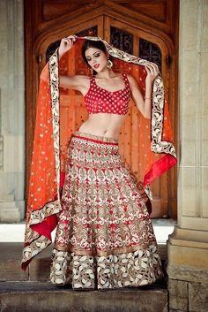 Lengha by Bombay Trendz