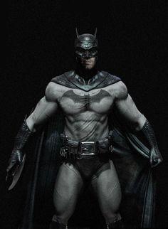 The New Batsuit?