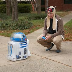 Star Wars R2-D2 Inflatable R/C. Hot Christmas Gifts: Best Toys for Boys Age 6, 7, 8 & 9 — Kathln.com