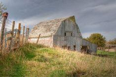 Old Iowa Barn