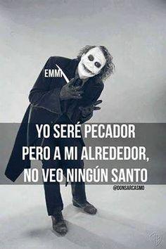 Foto de Señor Sarcasmo.