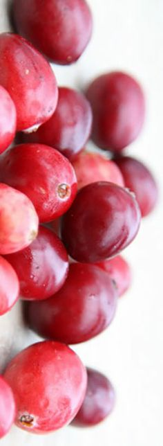 In Season - December. Cranberries, make sure you add lots of sugar when you boil them.