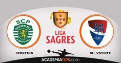 Aposta Ganha - Sporting vs Gil Vicente: O Sporting recebe em Alvalade o Gil Vicente em mais uma jornada do campeonato português. No que respeita ao Sporting... http://academiadetips.com/equipa/aposta-ganha-sporting-vs-gil-vicente-liga-nos/