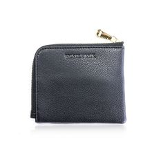 Walker Avenue - Path Wallet in Black