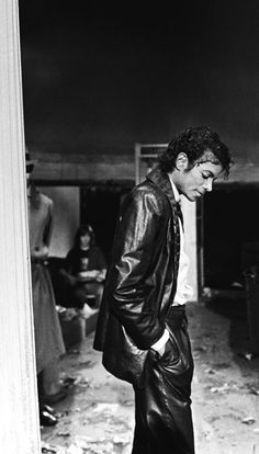 """I wanted to change the world, so I got up one morning and looked in the mirror."" - Michael Jackson"