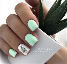 nails for kids & nails for kids . nails for kids cute . nails for kids easy . nails for kids cute short . nails for kids cute and easy . nails for kids gel . nails for kids acrylic . nails for kids christmas Summer Acrylic Nails, Best Acrylic Nails, Acrylic Nail Designs, Summer Nails, Spring Nails, Nail Design Gold, Nail Design Spring, Nails Design, Cute Nails