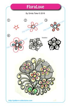 FloraLove by Smita Toke