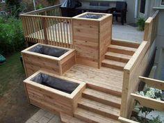 Box terrace