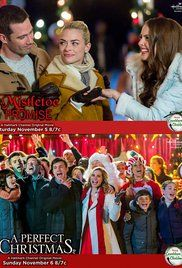 ^  The Mistletoe Promise with Jaime King and Luke Macfarlane