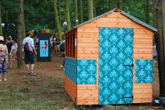 Shed 3 at Latitude Festival 2014