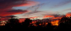 Untitled: Sunset by Jeremiah  Policky, via 500px