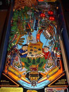 Bally Gilligan's Island Classic Arcade Pinball Machine | eBay