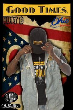 DJ Nutt B representing for Good Times