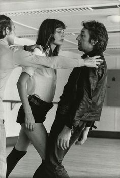 Birkin with Gainsbourg