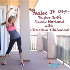"Taylor Swift ""Shake it Off"" - Dance Workout with Christina Chitwood - Square"