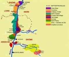 Vins du Rhône Nord