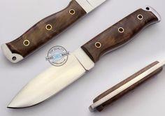 "8.5"" Custom hand Made Beautiful D2 tool steel Skinning hunting Knife (AA-0374-1) #KnifeArtist Tool Steel, Fixed Blade Knife, Damascus Steel, Tools, Beautiful, Handmade, Ebay, Instruments, Hand Made"