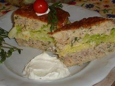 Kelkáposztás húsfelfújt Recept képpel - Mindmegette.hu - Receptek Sandwiches, Food, Essen, Meals, Paninis, Yemek, Eten