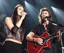 """2005 Trier Peter Maffay –Mayque und Peter Maffay während der """"Laut & Leise""""-Tournee,"""