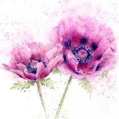 Patty's Plum Poppy, by Rose Eddington