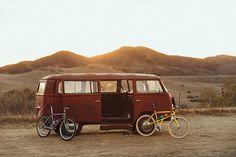 I'd totally settle for the van life