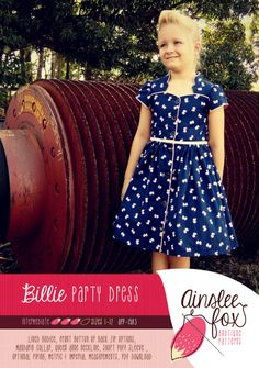 Billie Party Dress Cover