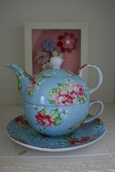 adorable teapot