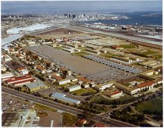 USMC Recruit Depot - San Diego; Back in the day...