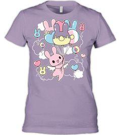 Tasty Peach Studios — Chirii Bunny Balloon Tee