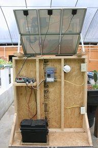 Solar Aquaponics. Why use solar panels for aquaponics? This article explains…