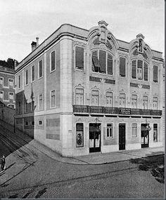 """Restos de Colecção: Café """"Palladium"""" em Lisboa"""