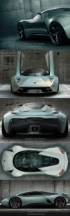 ♂ The Lamborghini Insecta concept  ❤ www.healthylivingmd.vemma.com ❤