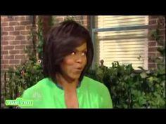 Big Bird calls bullcrap on Michelle Obama