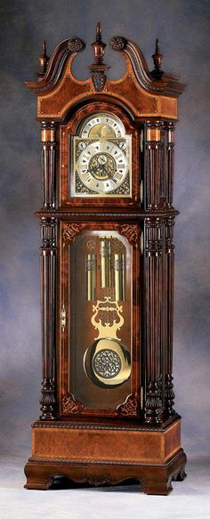 antique french grandfather clocks - Google Search