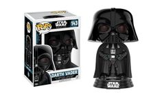 Darth Vader, ikona uniwersum Star Wars. Jedyny w swoim rodzaju. Ponoć każdy chce go mieć. Szczególnie w wersji Pop! Vinyl od Funko. #StarWars #Funko