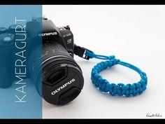 Bastel einen Kameragurt für das Handgelenk aus Paracord. Mithilfe des Kobra-Knoten entsteht ein schöner Kameragurt. Die Anleitung zum Nachlesen gibt es auf m...
