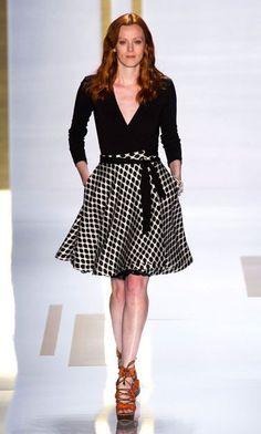 Diane Von Furstenberg Spring 2014