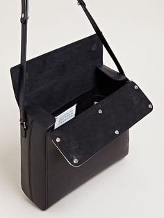 Maison Martin Margiela Womens Mirror Top Shoulder Bag