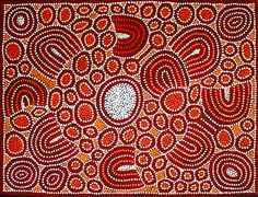 Product shot of Women's Ceremony - © Joyleen Reid Napangardi Australian Animals, Australian Artists, Product Shot, Indigenous Art, Contemporary Artwork, Art Graphique, Aboriginal Art, Dot Painting, Motifs