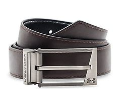 Made to be worn on and off the greens, the Under Armour Reversible Belt is sure to become your favorite.