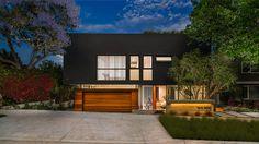 Современный дом в Калифорнии