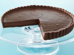 Bake With Anna Olson TV Show recipes on Food Network Canada; your exclusive source for the latest Bake With Anna Olson recipes and cooking guides. Food Network Uk, Food Network Canada, Food Network Recipes, Chocolate Pastry, Best Chocolate, Melting Chocolate, Salted Chocolate, Chocolate Slice, Delicious Chocolate