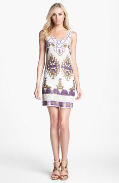 d5c83c5370 Alexia Admor Sequin Shift Dress available at  Nordstrom Semi Formal Dresses