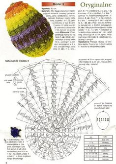 Crochet Egg - Chart