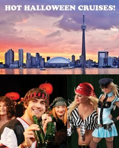 $29 for a 4-Hour Halloween Party Cruise on October 31 or November 1, 2014 October 31, Best Deals Online, The 4, Halloween Party, Cruise, Ship, Website, Amazing, Cruises