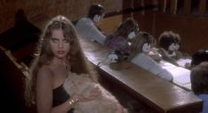Ania Pieroni as Mater Lachrymarum in Inferno, directed by Dario Argento Scary Movies, Horror Movies, Cult Movies, Dario Argento, Film Inspiration, Dog Dresses, Sequin Top, Film Stills, Cat Day