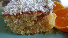 Πραγματικά ένα μυρωδάτο αφράτο κέικ που παραμένει μέσα υγρό με το άρωμα πορτοκαλιού οικονομικότατο και πολύ γρήγορο !!! ~ igastronomie.gr